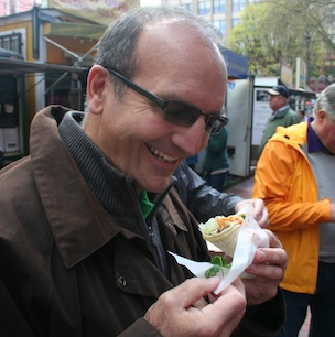 Flavor Street Food Cart Video Tour | Portland Walking Tours | Oregon